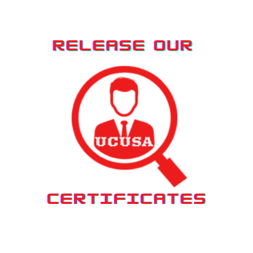 Release our certificates Image